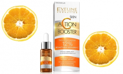 Nowość Serum Skin ACtion Booster Eveline