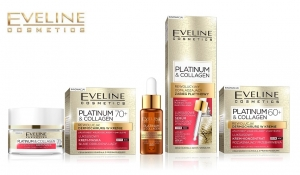 Nowość Platinum & Collagen Eveline Cosmetics