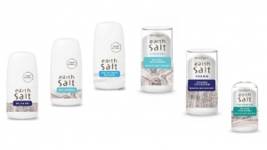 Nowy antyperspirant Earth Salt