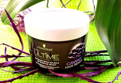 Essence Ultime Caviar Hair Renew maska