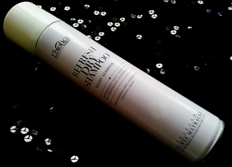 L'biotica Professional Therapy Refresh Dry Shampoo