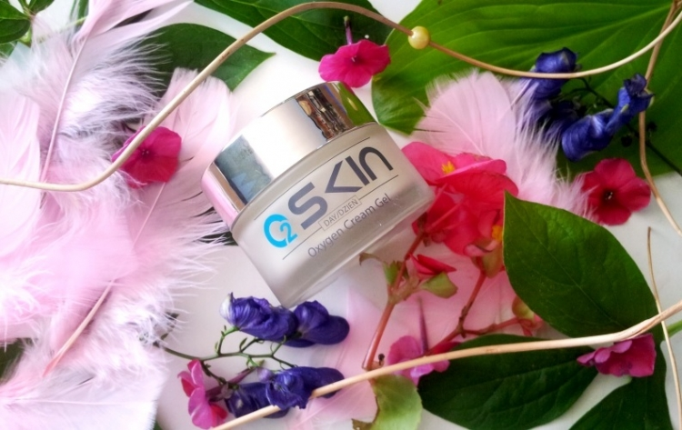 O2 Skin Oxygen Cream-Gel Day