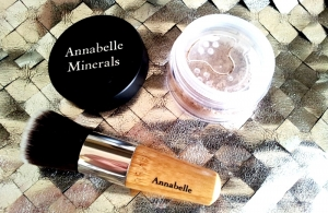 Annabelle Minerals puder glinkowy