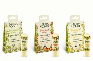 Laura Conti Botanical Lip Balm Vegan
